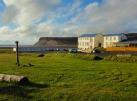Breidavík Guesthouse, Breiðavík