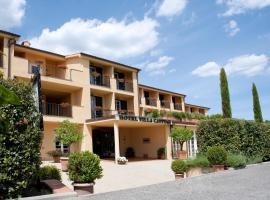 Hotel Villa Cappugi, Pistoia
