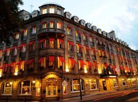 Hotel Du Parc - Mulhouse Centre, Mulhouse