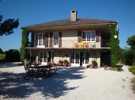 Chambres d'Hôtes Terre2Princes, Lachapelle-Auzac