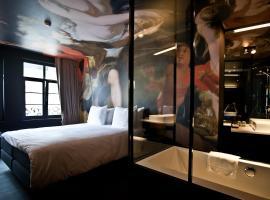 HotelO Kathedral, Antverpen