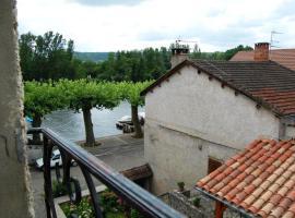 L'auberge du Pont, Cajarc
