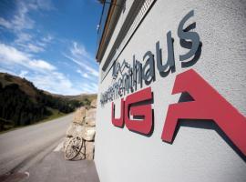 Appartementhaus Uga, Damuls