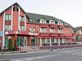Flamingo Hotel & Wellness Center, Miercurea-Ciuc