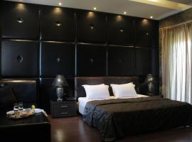 Galaxy Design Hotel, Oraiokastro