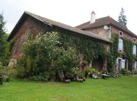Maison De Massey, Passavant-la-Rochère