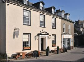 Priory hotel, Cartmel