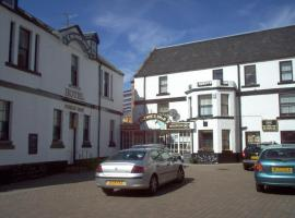The White Swan Hotel, Duns