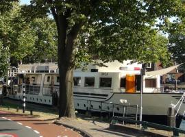 Hotelboot Orca Leiden, Leiden