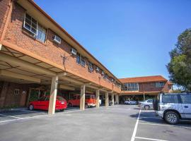 St Georges Motor Inn, Melbourne