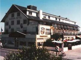 Europa Hotel, Bredene