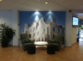 Hotel Öresund, Landskrona