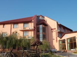 Hotel President, Buzau