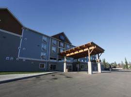 Pomeroy Inn & Suites at Olds College, Olds