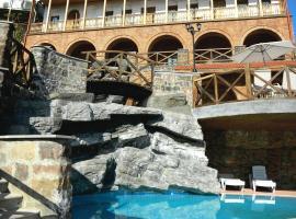 Hotel Brigitte, Sighnaghi