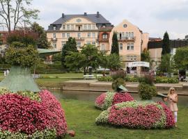 Villa Thea Kurhotel am Rosengarten, Bad Kissingen