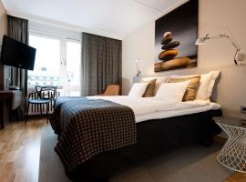 Hotel Birger Jarl, Estocolmo