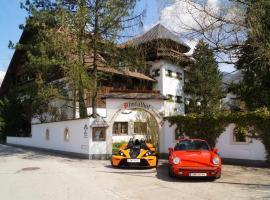 Romantikhotel Almtalhof, Grünau im Almtal