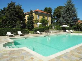 Villa Verganti Veronesi, Inveruno