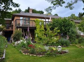 Stafford House Bed & Breakfast, Courtenay