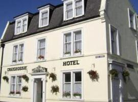 Craigrossie hotel, Auchterarder