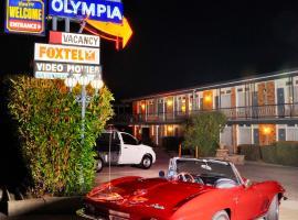 Olympia Motel, Queanbeyan