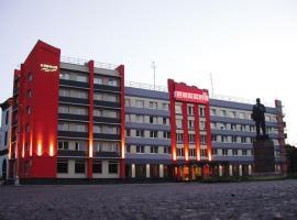Hotel Russia, Sovetsk