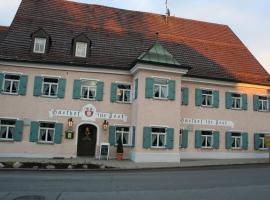 Gasthof zur Post Inning am Ammersee