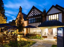 The Inn at Woodhall Spa, Woodhall Spa