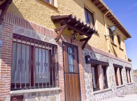 Casa Rural El Mendrugo, Tornadizos de Ávila