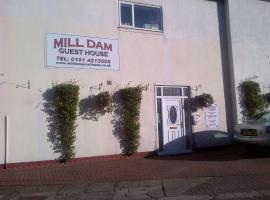 Mill Dam Guest House, South Shields