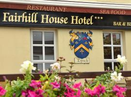 Fairhill House Hotel, Clonbur