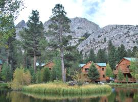 Double Eagle Resort and Spa, June Lake