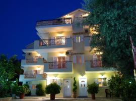 Pansion Filoxenia Apartments & Studios, Lefkada Town