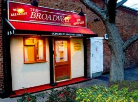 Broadway Lodge Bed And Breakfast, Kingston upon Thames