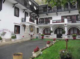 Le Chalet Basque, Capvern
