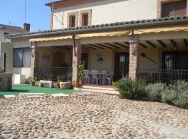 Casa Rural el Altozano, Berrocalejo