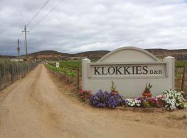 Klokkies B&B, Calitzdorp