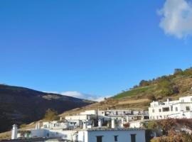 Apartamentos Rurales Panjuila, Capileira