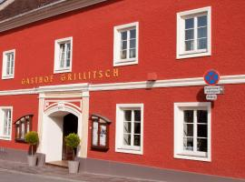 Gasthof Grillitsch Rösslwirt, Obdach