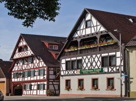 Hotel Engel, Rheinmunster