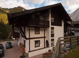 Appartamenti Casa Lorenz, Canazei