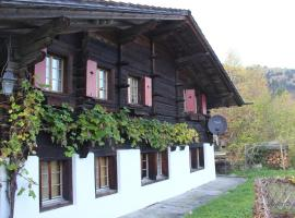 Chalet Bergwelt, Frutigen