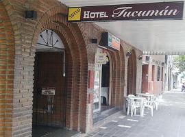 Nuevo Hotel Tucuman, San Miguel de Tucumán