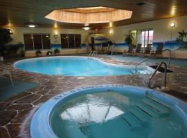 Canway Inn & Suites, Dauphin
