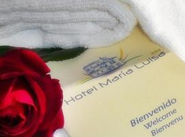 Hotel María Luisa, Rute
