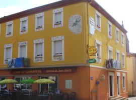 Hotel Le Gambetta, Carmaux