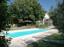 Casa Piermarini, Ferentillo