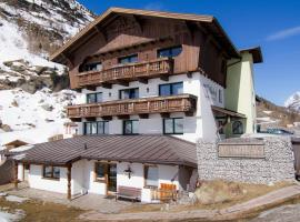 Appartment Pillerhof, Obergurgl