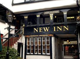 The New Inn – RelaxInnz, Gloucester